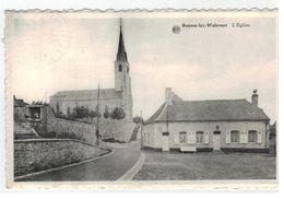Boussu-lez-Walcourt  L'Eglise - Froidchapelle