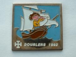 PIN'S SCOUT - DOURLERS 1992 - Associazioni
