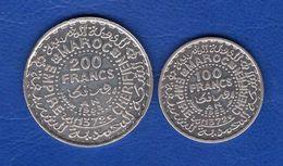 Maroc  2  Pieces - Morocco