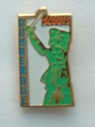 PIN'S SCOUT - DUNKERQUE - Associations