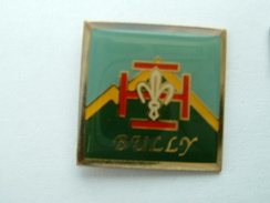 PIN'S SCOUT - BULLY - Associations