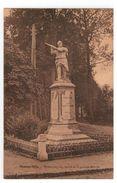 Hamme-Mille  Monument Aux Morts De La Guerre 1914-18 - Beauvechain