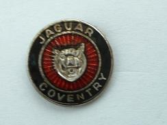 PIN'S JAGUAR COVENTRY - Jaguar