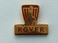 PIN'S ROVER A.P.I - Badges