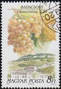 HUNGARY - Scott #3257 Italian Riesling, Badacsony / Used Stamp - Fruit
