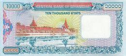 MYANMAR P. 84 10000 K 2015 UNC - Myanmar