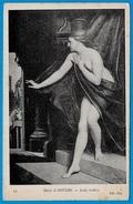 CPA Musée D'ANVERS - Lady GODIVA ** Tableau Nu Féminin Femme Nue Nude Woman Peinture Art - Malerei & Gemälde
