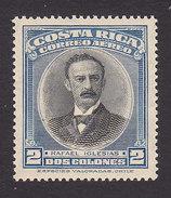 Costa Rica, Scott #C141, Mint Hinged, Rafael Iglesias, Issued 1947 - Costa Rica