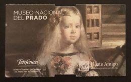 ENTRADA MUSEO NACIONAL DEL PRADO - MADRID. - Tickets - Entradas