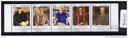 Australia 2012 Peace Prize  Strip 5val F/u  A410 - 2010-... Elizabeth II