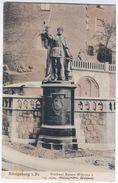 Russia Lithuania Germany Deutschland 1906 Ostpreussen, Konigsberg, Kaliningrad, Denkmal Kaiser Wilhelm I - Russie