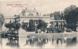 H15 - POLOGNE - VARSOVIE - WARSZAWA - Lazienki - N° 24 - Poland