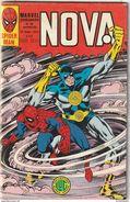 NOVA N° 20 Serie Marvel 1979 Poids 70 Gr - Nova