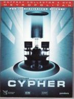 DVD Cypher Par Le Realisateur De Cube 2 Dvd  Special Collector - Etat: TTB    PORT  POSTE 150 Gr - Sci-Fi, Fantasy