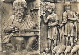 Lot De 12 Cartes Non Circulées: Série Cathédrale De Chartres, Détails Du Portail (n° 7, 8, 9, De 12 à 20) - Cartes Postales