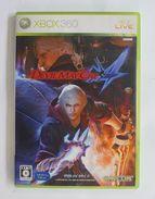 Xbox 360 Japanese : Devil May Cry 4 NXA-00004 - X-Box
