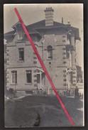 """76 SAINTE-ADRESSE -- Villa """"Blanc Cottage"""" _ Nice Havrais Le 19 Octobre 1909 _ (environ Le Havre) _ Carte Photo - Sainte Adresse"""