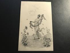 Femme Nature Danse Tournesol - Silueta