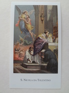 D839-Santino Ed.Paco N.141 San Nicola Da Tolentino - Images Religieuses