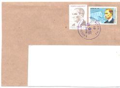 2001.Turkey, The Letter Sent By  Air-mail Post To Moldova - 1921-... République
