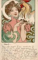 Mucha, Alfons I-II (Marke Entfernt) - Illustrators & Photographers