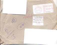 1999.Turkey, The Letter Sent By  Registered Post To Moldova - 1921-... République