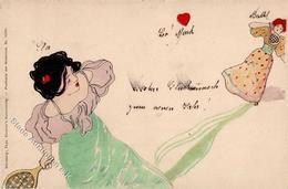 Kirchner, R. Frauen TennisTSN-Verlag 5534 Künstlerkarte I-II Femmes - Kirchner, Raphael