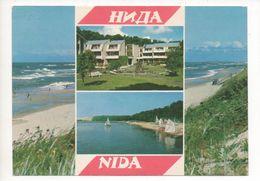 NIDA  - KURISCHE NEHRUNG  ~ 1990 - Lithuania