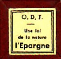 1 Film Fixe L EPARGNE LOI DE LA NATURE (ETAT TTB ) - Bobines De Films: 35mm - 16mm - 9,5+8+S8mm
