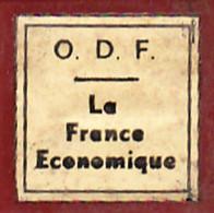 1 Film Fixe LA FRANCE ECONOMIQUE (ETAT TTB ) - 35mm -16mm - 9,5+8+S8mm Film Rolls