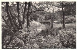 Houffalize - CPA - Pont Sur L'Ourthe à Brisy - Houffalize