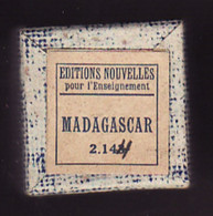 1 Film Fixe MADAGASCAR (ETAT TTB ) - 35mm -16mm - 9,5+8+S8mm Film Rolls