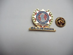 Beau Pin's , Police , IPA Club Rouen , Intervention Police Association - Politie