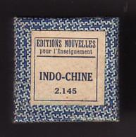 1 Film Fixe INDO - CHINE (ETAT TTB ) - Bobines De Films: 35mm - 16mm - 9,5+8+S8mm