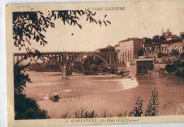 81 - Rabastens : Le Pont Et Le Carmel - Rabastens