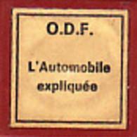 1 Film Fixe L AUTOMOBILE EXPLIQUEE (ETAT TTB ) - 35mm -16mm - 9,5+8+S8mm Film Rolls