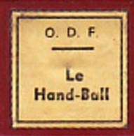 1 Film Fixe LE HAND BALL SPORT (ETAT TTB ) - 35mm -16mm - 9,5+8+S8mm Film Rolls