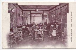 - CPA FLORENCE (Italie) - Grand Hôtel Cavour 1911 - Salon De Musique (belle Animation) - - Firenze