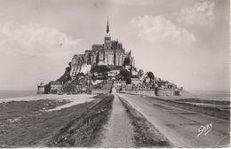 LE MONT ST MICHEL VUE D ENSEMBLE - Le Mont Saint Michel