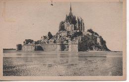 LE MONT ST MICHEL VUEGENERALE COTE EST - Le Mont Saint Michel