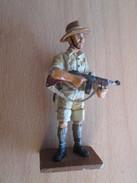 Figurine Métal DEL PRADO Guerre 39/45 65 Mm : SOLDAT ANZAC - Army
