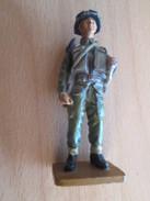Figurine Métal DEL PRADO Guerre 39/45 65 Mm : SOLDAT BRITTANIQUE 1944-45 - Army
