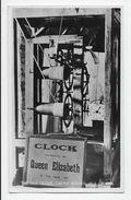 The Old Clock, Castle Rushen, Isle Of Man  - Arrow - Isle Of Man