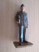 Figurine Métal DEL PRADO Guerre 39/45 65 Mm : SERGENT BLINDES USA 1945 - Army