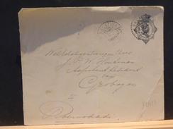 72/022 VOORKANT ENVELOPPE 1917   NED.INDIE - Nederlands-Indië
