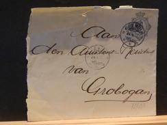 72/023 VOORKANT ENVELOPPE 1917   NED.INDIE - Nederlands-Indië