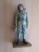 Figurine Métal DEL PRADO Guerre 39/45 65 Mm : FASCISTE ITALIEN DIVISION LITTORIO 1944 - Army
