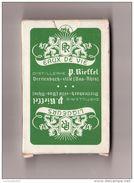 JEU DE CARTES Publicité Distillerie Rieffel BREITENBACH ( TTB ETAT Comme Neuf Jamais Joué) - Autres Communes