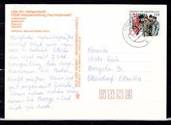B-1929, DDR, MiNr. 3178, EF Auf Karte - [6] République Démocratique