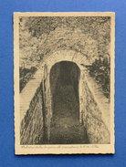 Cartolina Montello - Ingresso All'Osservatorio Del Re - 1940 Ca. - Treviso